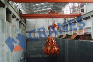 EOT Cranes for Power Plants