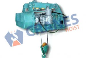 Flame proof hoists supplier in ahmedabad