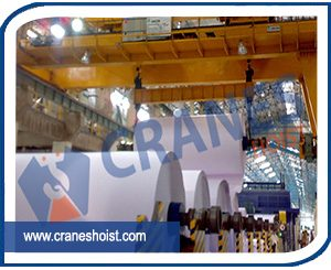 EOT Cranes for Paper Industry in Ahmedabad, Gujarat, India