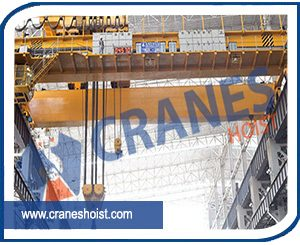 eot cranes for steel plant supplier in india