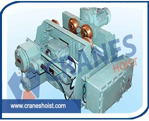 Flame Proof Hoists Manufacturer, Supplier and Exporter in Gujarat, India
