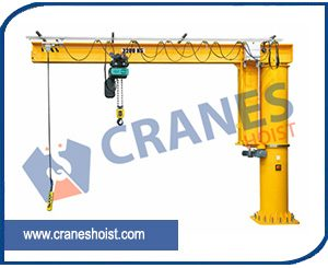 jib crane manufacturer & supplier in india